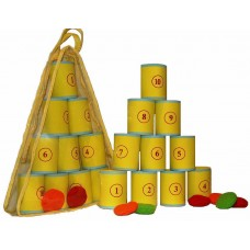 Fairground Target Game (Tin Can Alley)